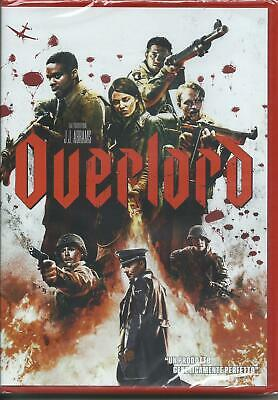 Overlord (2018) DVD dal 06/03/2019