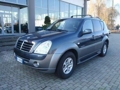 SsangYong REXTON II 2.7 XVT AWD A/T PELLE/C.AUTO/NETTO 3.450,00