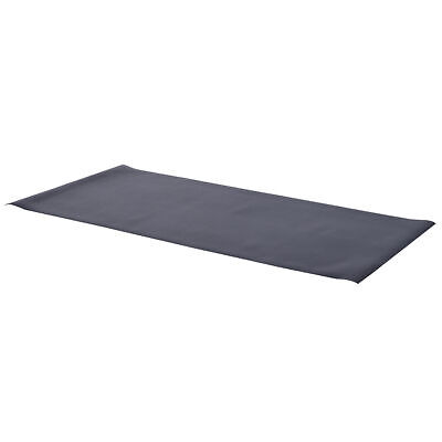HOMCOM Thick Equipment Mat Gym Fitness Treadmill Exercise Bike Protect Floor