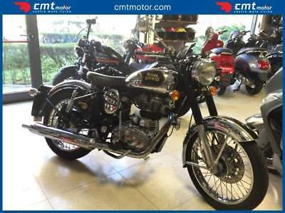 Royal Enfield Classic Chrome - 2017