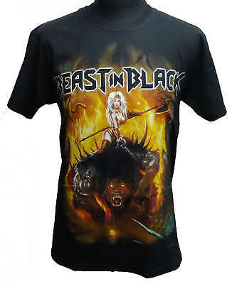 BEAST IN BLACK - From Hell With Love - T-Shirt