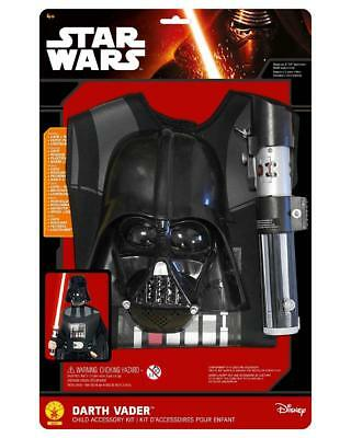 Set Travestimento Darth Vader maschera Mantello Spada PS 11047