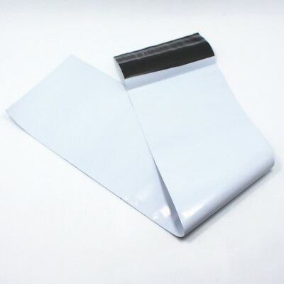 Long White Plastic Bag Self Adhesive Mailing Bag Poly Envelope Shipping Package