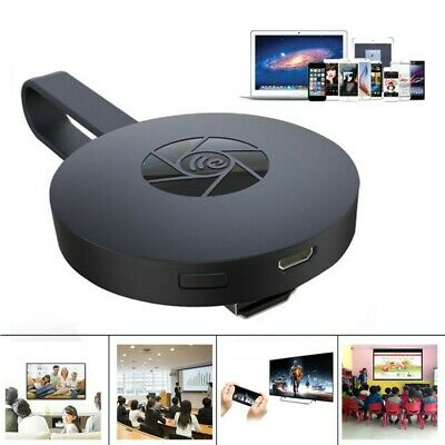 Chromecast (2nd Generation) HD Media Streamer - Wireless WiFi Display TV Dongle