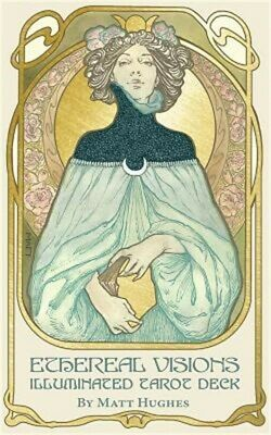 Ethereal Visions: Illuminated Tarot Deck (Bookbook - Detail Unspecified)