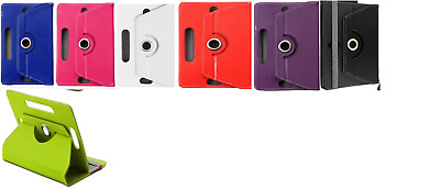 """Lenovo Tab E10 10.1""""inch Tablet Cover Stand 4 360° Rotating Case UK Free Postage"""