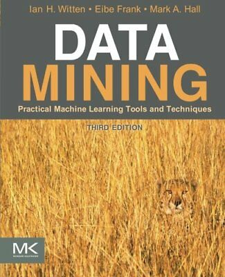 Data Mining: Practical Machine Learning Tools and... by Witten, Ian H. Paperback