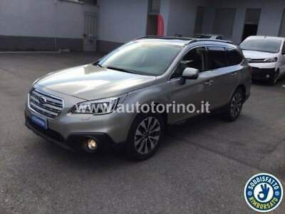 Subaru Outback 2.0d Unlimited lineartronic