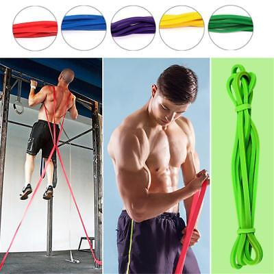 Resistance Band Loop Exercise Glutes Legs Yoga Pilates Home Gym Workout