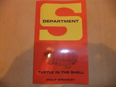 Peter Wyngarde Department S Black Out Script Book Jason King Itc