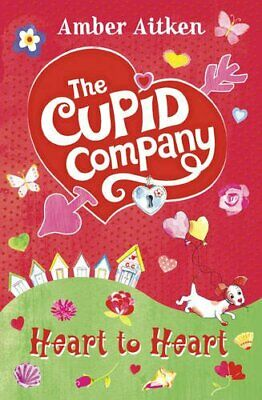 Heart to Heart (The Cupid Company, Book 2),Amber Aitken