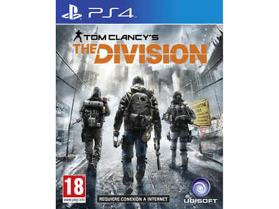 Videojuego Sony PS4 Tom Clancy's The Division