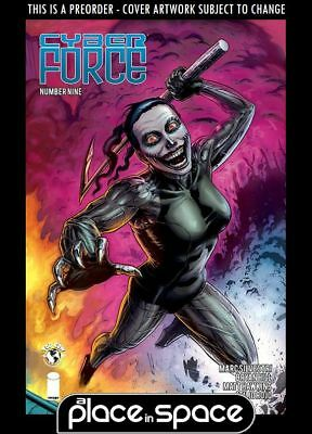 (Wk11) Cyber Force, Vol. 5 #9 - Preorder 13Th Mar