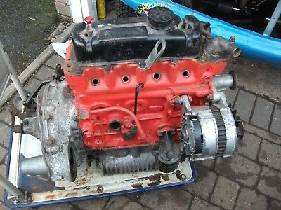 Classic Austin Rover Mini 998cc A Engine And Gearbox Autograss