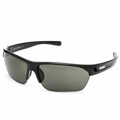 60a6cc8772 SunCloud Detour Polarized Sunglasses Black-Gray Polarized NEW