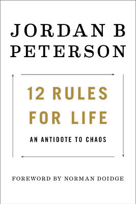 12 Rules for Life: An Antidote to Chaos 📧⚡Email Delivery(10s)⚡📧