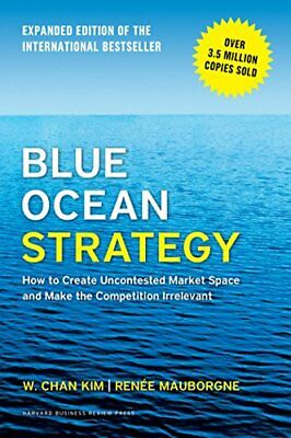Blue Ocean Strategy: How to Create Uncontested Market  📧⚡Email Delivery(10s)⚡📧
