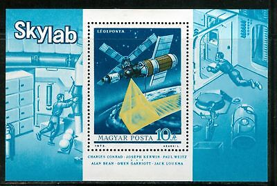 HUNGARY-1973.Souv.Sheet - Skylab  (Space) MNH! Mi:Bl.101