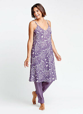 FLAX  Designs   Linen    Dress    M    NWOT  Bias TeA    LAVENDER