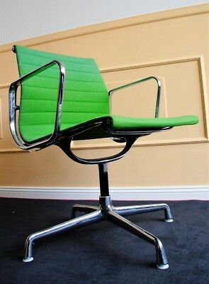Original Eames Ea108 Alu Chair Vitra Herman Miller Office Büro