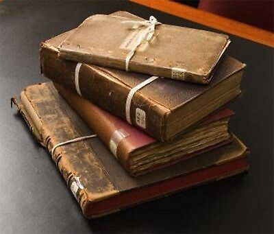 420 Rare World War 1 Personal Diaries & Letters on 2 DVDs -  WW1 Field Books M4