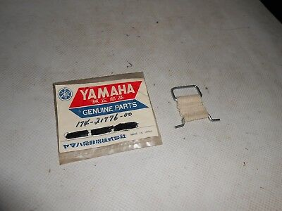 NEW NOS OEM Yamaha OIL TANK FITTING BAND 174-21776-00 DS6 250 HS1 CS3 125 YCS1