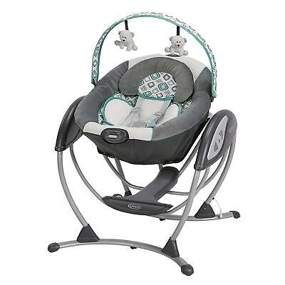 Graco Glider LX Gliding Baby Swing Affinia Baby Gear Best Seller Gift Mom Easy