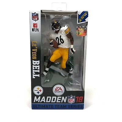9639ecc88 EA Sports Madden 18 Ultimate Team Series 2 Le Veon Bell Action Figure