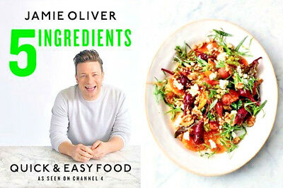 ✅Details about  5 Ingredients:  Easy Food for every DAY /.by Jamie Olive;/Ebook✅