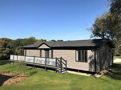 Luxury Lodge Holiday Home For Sale Lymington Hampshire South Coast