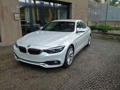 BMW 420d Cabrio Luxury