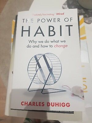 The Power of Habit Charles Duhigg (2013)