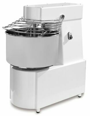 Spiral Mixer with Durable Head, 400x630x700 Mm
