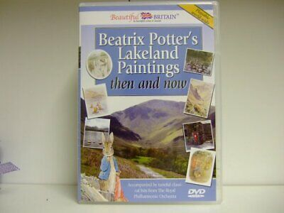 Beatrix Potter's Lakeland Paintings: Then and Now [DVD] -  CD XOVG The Fast Free
