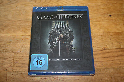 Blu-Ray - Game Of Thrones - Staffel 1 - 5 Disc´s - Neu & Ovp