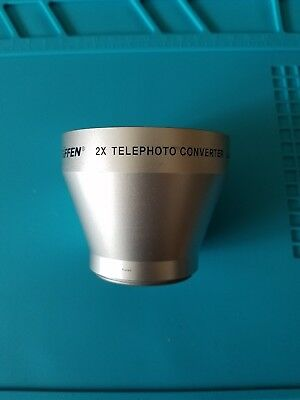 Tiffen 43mm Telephoto And Wide-Angle Lens Set Plus 20mm Extension Tube