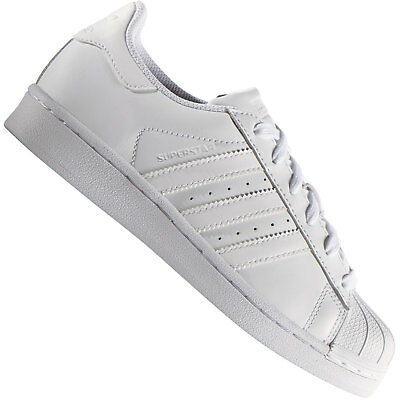new arrival b2242 7cb19 Adidas Superstar Foundation Femme Homme Chaussures de Sport Basses Tennis