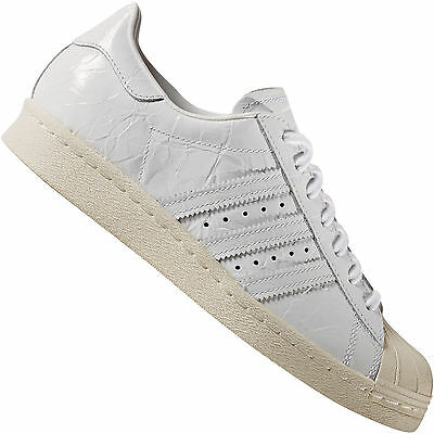 Adidas Chaussures Sport Baskets Blanc Superstar Femmes Originals De rq8wxr6UF