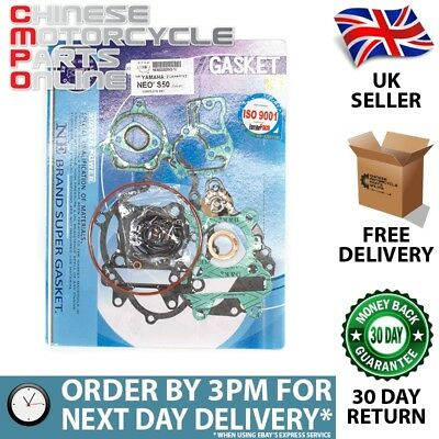 Lextek Gasket Set for Yamaha NEOs and Others (GASK039)