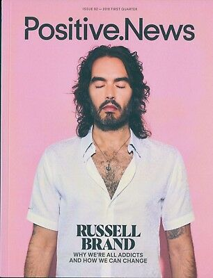 Positive News - Issue 92 - Russell Brand