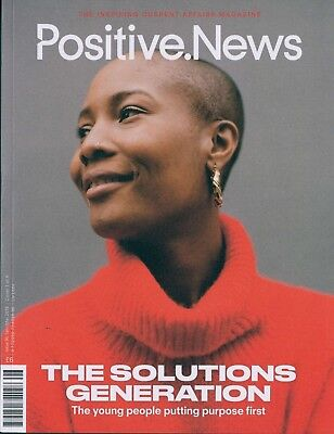 Positive News - Issue 96 - Cover 1
