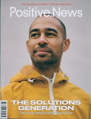 Positive News - Issue 96 - Cover 2