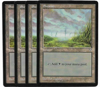Moon Heron FOIL Innistrad NM-M Blue Common MAGIC THE GATHERING MTG CARD ABUGames