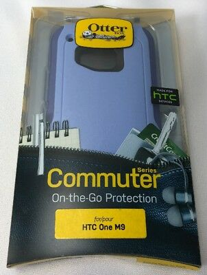 Brand New Otterbox Commuter Case Purple Htc One M9