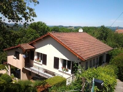 Beautiful three-storey detached house by a golf course in Limousin, France