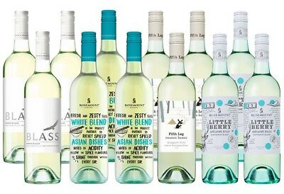 Sauvignon Blanc Mixed Pack (12 x 750mL)