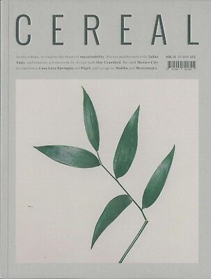Cereal Magazine - Issue 15 - Travel & Style, Art & Culture
