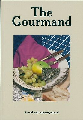 The Gourmand Magazine - A Food & Culture Journal - Issue 3