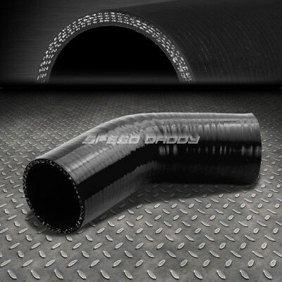 """RED 4/""""-4/"""" AIR INTAKE//PIPING RUBBER COUPLER FOR AUDI"""