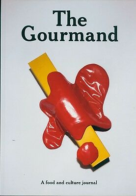 The Gourmand Magazine - A Food & Culture Journal - Issue 6 - Cover B